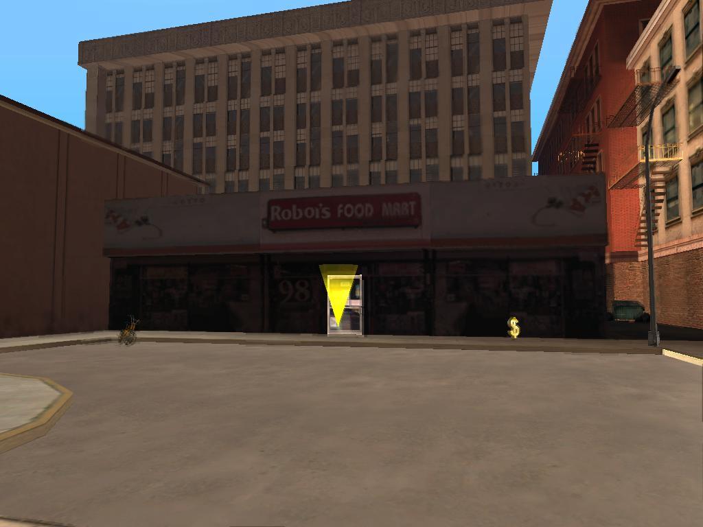 Город азартных игр Лас-Вентурас в игре